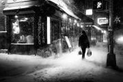 Whiteout in New York II