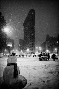 Whiteout in New York V
