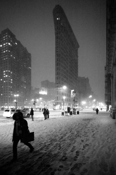 Whiteout in New York VIII